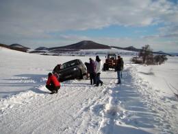 Zimní pneumatiky - co říká zákon?