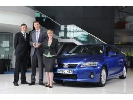 Lexus získal ocenění - Výrobce desetiletí