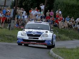 Čeká se souboj škodovek na Rally San Remo