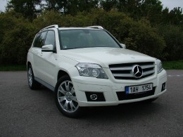 Test: Mercedes-Benz GLK 4Matic 220 CDI