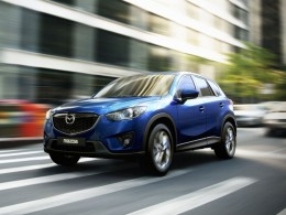 Video: Nová Mazda CX-5 v pohybu