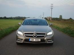 Test: Mercedes-Benz CLS 350 CDI - kupé pro čtyři