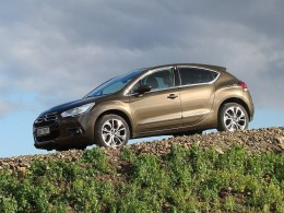 Test: Citroën DS4 - Dynamique et Sexy