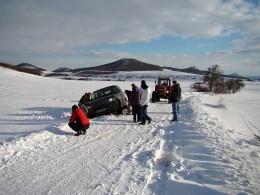Připravte auto na zimu