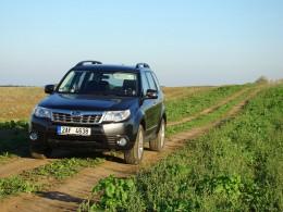 Test: Subaru Forester 2.0 XS - lesník s novým srdcem