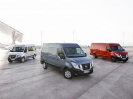 Nissan NV400 se pouští do segmentu těžkých dodávek
