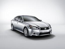 Lexus GS 250 - základ řady GS představen v Číně