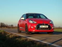 Test: Citroën DS3 - komfort nahrazen sportovním duchem