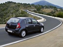 Dacia Sandero levnější až o 15.000 Kč