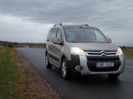 Test: Citroën Berlingo XTR - MPV pro šetřivé