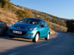 Mazda 2 aktuálně od 249.900 Kč ve výbavě GT Edition