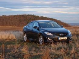 Test: Mazda 6 - stárne pomalu