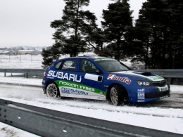 Vojtěch Štajf pojede Arctic rallye