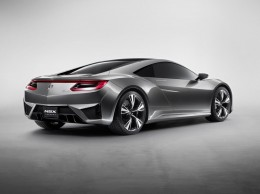 Honda NSX, model CR-V a nový diesel k vidění v Ženevě
