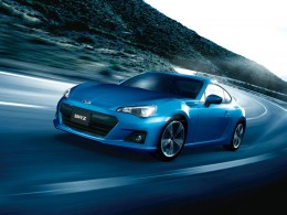 Subaru BRZ a nová Impreza v Ženevě