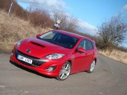 Test: Mazda 3 MPS - ostr� jako chilli?