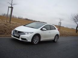 Honda Civic - první dojmy a pořizovací ceny