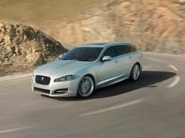 Jaguar XF jako luxusní kombi Sportbrake