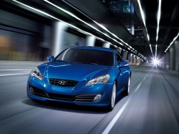 Test: Hyundai Genesis Coupé 3.8 V6 - král driftů