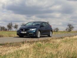 Test: 1000 kilometrů za volantem nové Hondy Civic
