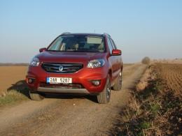 Test: Renault Koleos - po faceliftu pohlednější a dospělejší