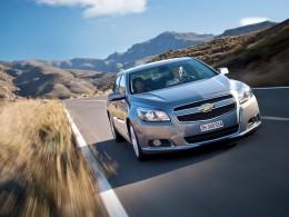 Chevrolet Malibu - nový sedan střední třídy pro Evropu