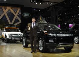 Range Rover Evoque slaví 101. ocenění