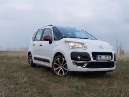 Test: Citroën C3 Picasso 1.4 VTi - design v první řadě