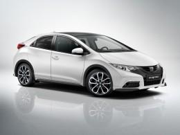 Honda Civic s 5-letou zárukou a výbavou v hodnotě 50.000 Kč zdarma