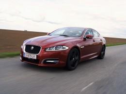 Test: Jaguar XF 3.0 Diesel S (video)
