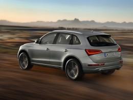Audi Q5 - facelift v poločase