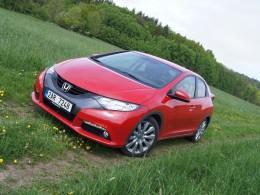 Test: Honda Civic 2.2 i-DTEC - volba rozumu