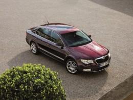 Škoda Superb v nové akční nabídce Drive od 544.900 Kč