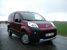 Test: Peugeot Bipper – dobře slouží
