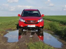 Test: Honda CR-V na sklonku života třetí generace