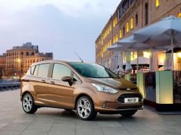 Ford B-Max v Česku startuje na 289.990 Kč