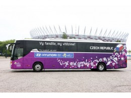 Mistrostv� Evropy ve fotbale ovl�dne Hyundai