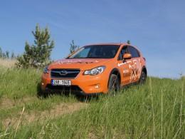 Test: Subaru XV 2.0i CVT - vlastní cestou
