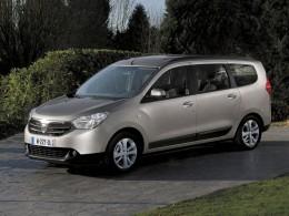 Dacia Lodgy v Česku od 214.900 Kč