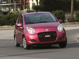 Suzuki Alto je po modernizaci spořivější