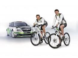 Nová kolekce jízdních kol z dílny Škoda