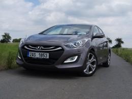 Test: Hyundai i30 s dieselem a automatem