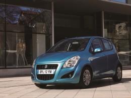 Suzuki Splash po faceliftu jezd� za m�n�