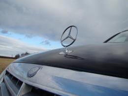 Nejspokojen�j�� �idi�i jezd� ve vozech Mercedes-Benz