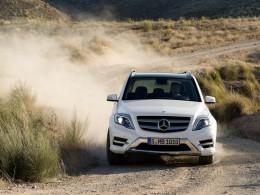 Mercedes-Benz GLK - české ceny