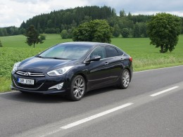 Test: Hyundai i40 sedan 1.7 CRDi