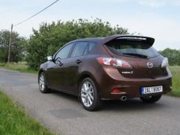 Test: Mazda 3 - diesel pro �et��lky