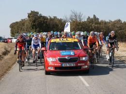 Škoda hlavním sponzorem Tour de France