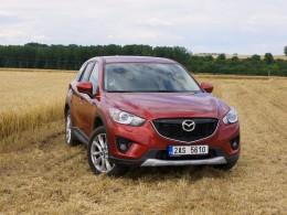 Test: Mazda CX-5 - lep�� ne� �ek�te