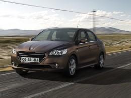 Nový Peugeot 301 - odolný sedan do všech podmínek